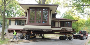 Van Bergen House Move