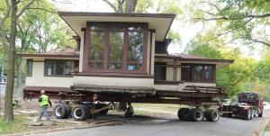 Van Bergen House Move