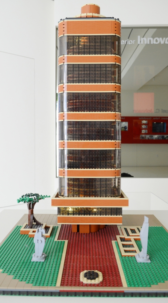 Lego Research Tower