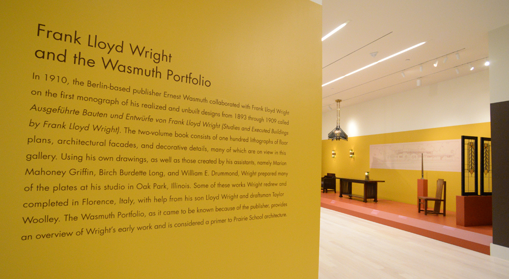 The Office Has Been Refurbished With Period Furniture And Company Artifacts  For The Tours. Johnson Commissioned Wright ...