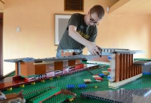LEGO Wingspread
